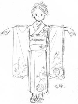 和服落描きプラ海ぶろぐso Netブログ